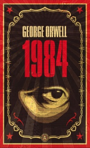 Book Cover: Orwell George, 1984