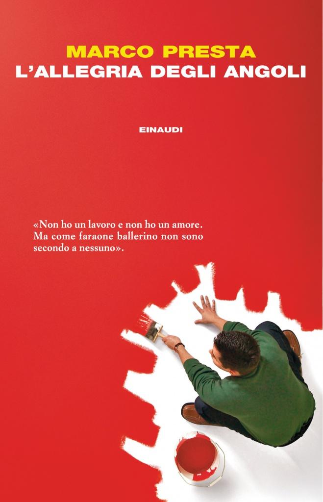 Book Cover: Presta Marco, L'allegria degli angoli