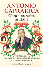 Book Cover: Caprarica Antonio, C'era una volta in Italia