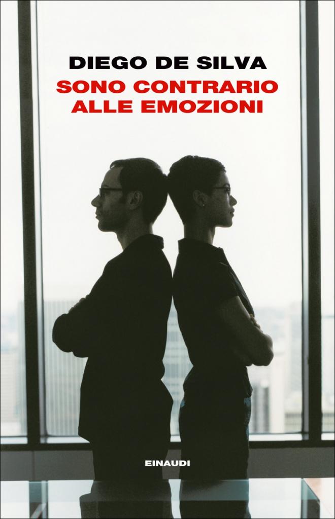 Book Cover: De Silva Diego, Sono contrario alle emozioni