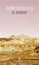 Book Cover: De Luca Erri, E disse