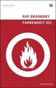 Book Cover: Bradbury Ray, Fahrenheit 451