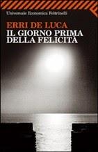 Book Cover: De Luca Erri, Il giorno prima della felicità