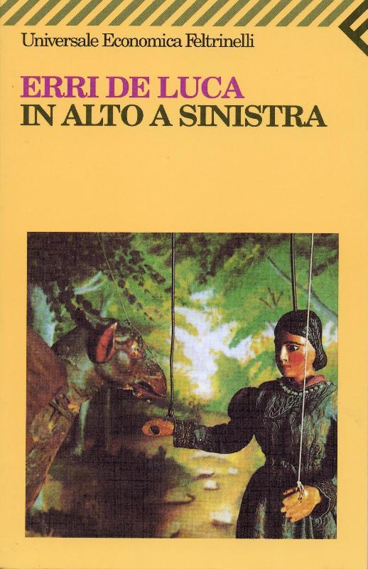 Book Cover: De Luca Erri, In alto a sinistra