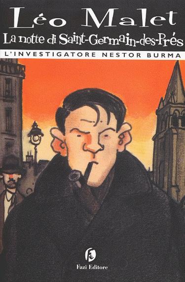 Book Cover: Malet Léo, La notte di Saint Germain des Prés