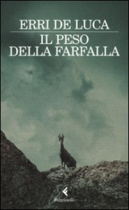 Book Cover: De Luca Erri, Il peso della farfalla