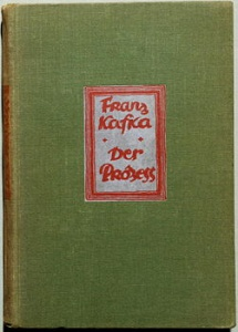 Book Cover: Kafka Franz, Il Processo