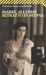 Book Cover: Allende Isabel, Ritratto in seppia