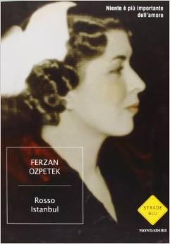Book Cover: Ozpetek Ferzan, Rosso Istanbul
