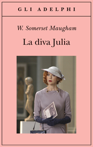 Book Cover: Maugham W. Somerset, La diva Julia